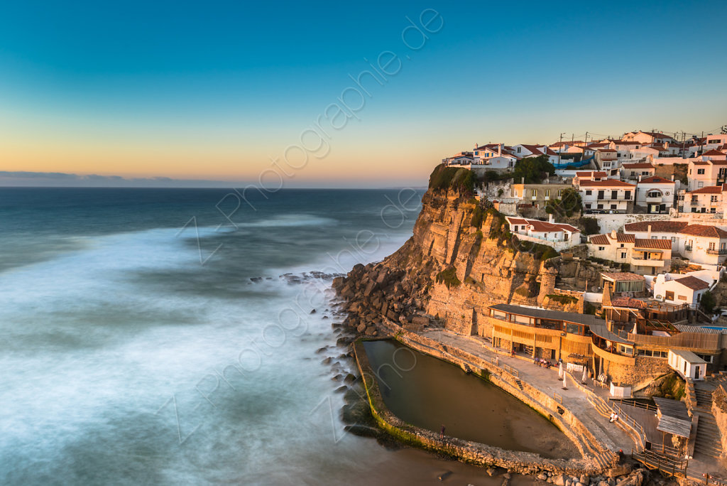 Azenhas do Mar, Portugal