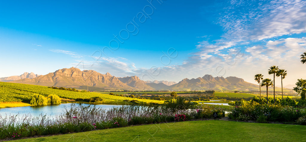 Helderberg Mountains, South Africa